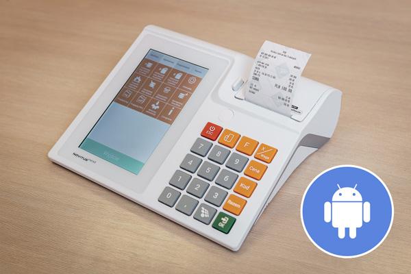 Kasa fiskalna Novitus Next - Zyskaj dostęp do nowoczesnych aplikacji biznesowych