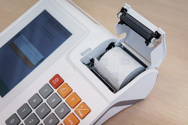 Kasa fiskalna Novitus Next - Szybki wydruk i prosta instalacja materiałów eksploatacyjnych